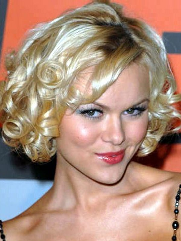 Cool Hairstyles for Short Curly Hair Easy Women Haircut Styles
