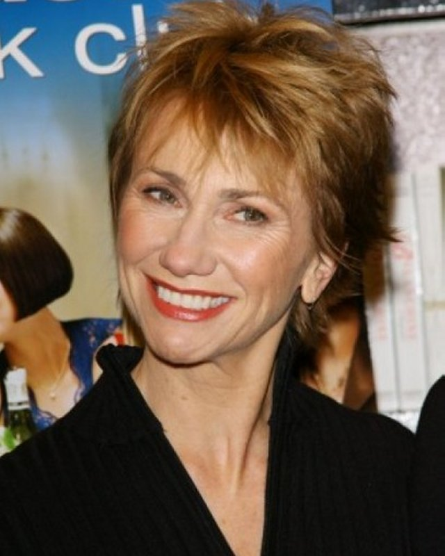 Best Short Hairstyles for Women over 50 2013