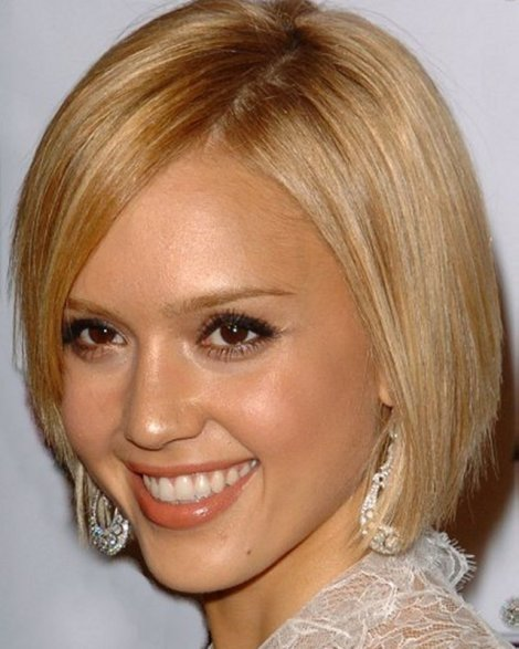Short Hairstyles for Women with Thick Hair 2013