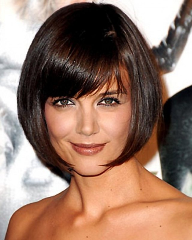 Short Black Layered Haircuts for Women