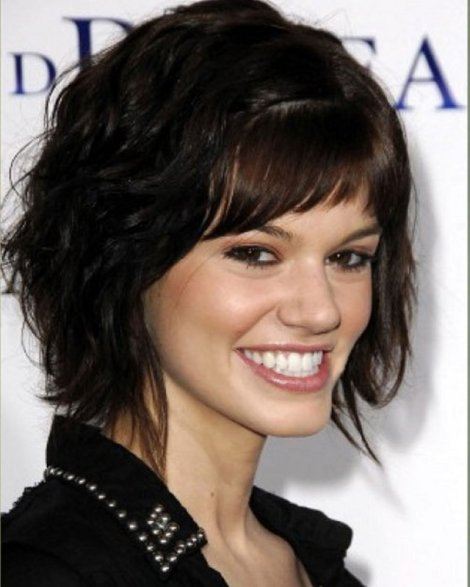 Short Wavy Haircuts for Women Thick Hhair